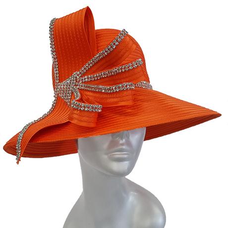 Swan Hats 5490-Orange