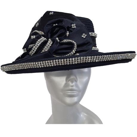 Swan Hats 2176-Navy