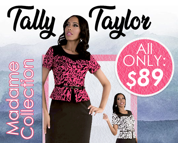 Tally Taylor Womens Sunday Dresses Spring And Summer 2018