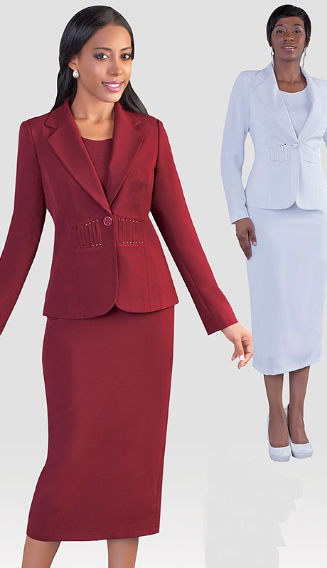 Tally Taylor 9351 ( 3pc Renova Womens Sunday Suit )
