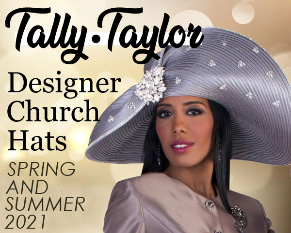 Tally Taylor Designer Fall And Holiday Church Hats 2020