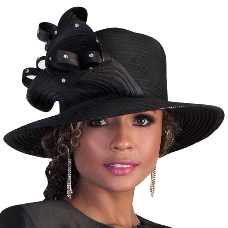 Tally Taylor H4529-BLK-Hat