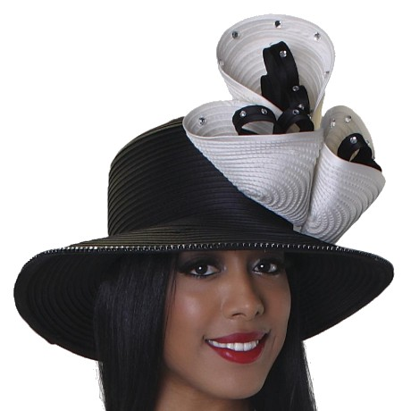 Tally Taylor H4529-BW-Hat