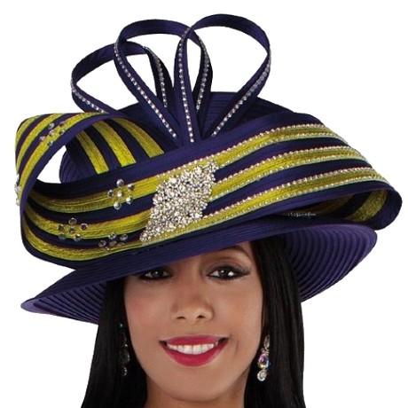 Tally Taylor H4689-PL-Hat