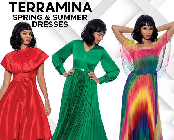 Terramina Spring And Summer Dresses 2020