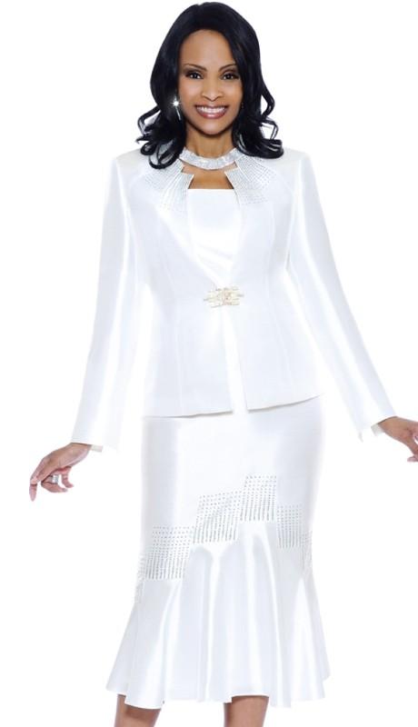 Terramina Embellished Suit 7378
