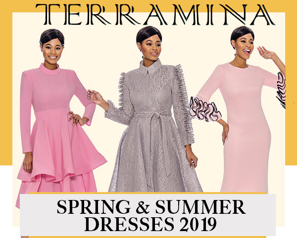 Terramina Spring And Summer Dresses 2019