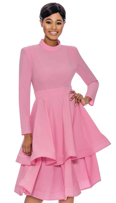 Terramina 7766-PI ( 1pc Dress )