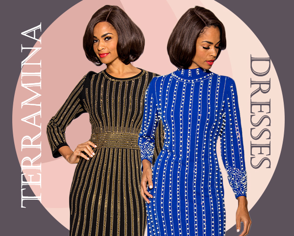 Terramina Fall & Holiday Dresses