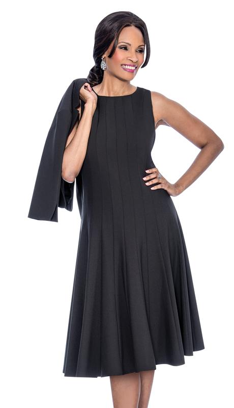 Terramina 7612-B ( 2pc Renova Ladies Church Dress )