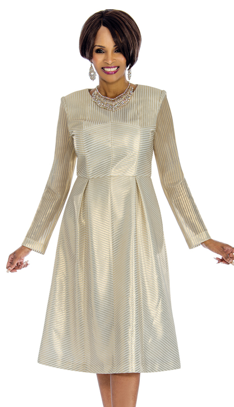Terramina 7654- IH-MG ( 1pc Novelty Special Occasion Church Dress )