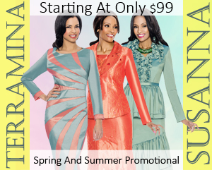 Terramina And Susanna Promotional Womens Attire Spring And Summer 2018