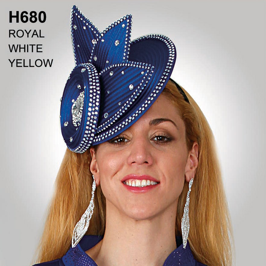 Lily And Taylor Hat H680-RO