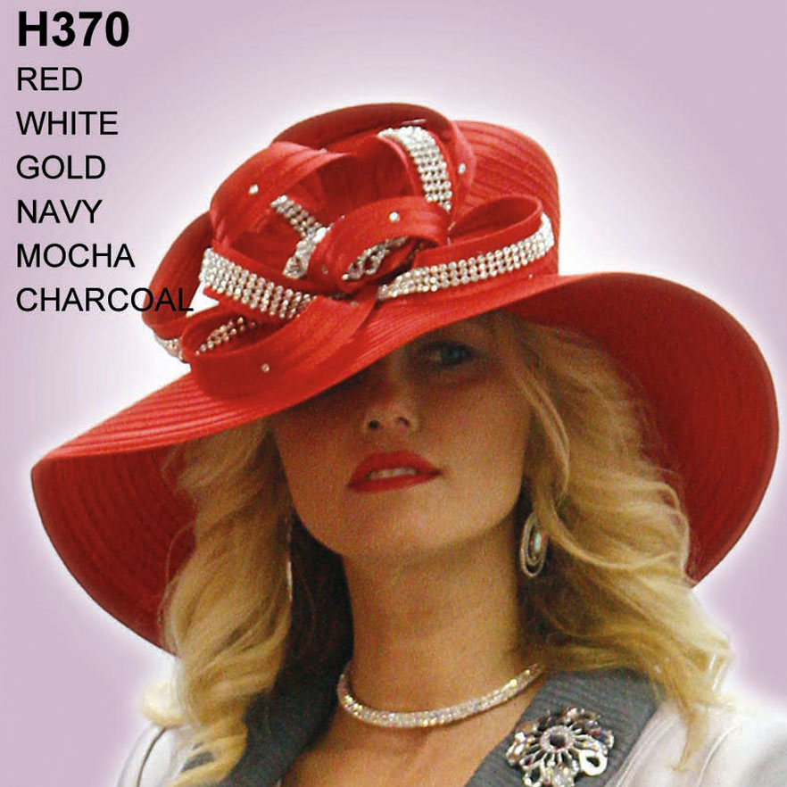 Lily And Taylor Hat H370-RE