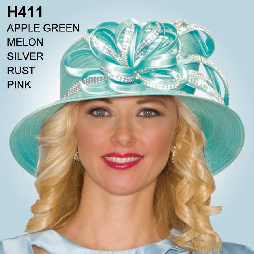 Lily And Taylor Hat H411-IB