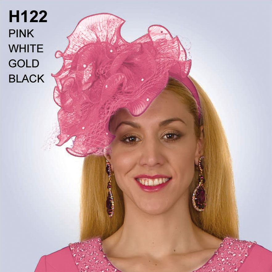 Lily And Taylor Hat H122-PI