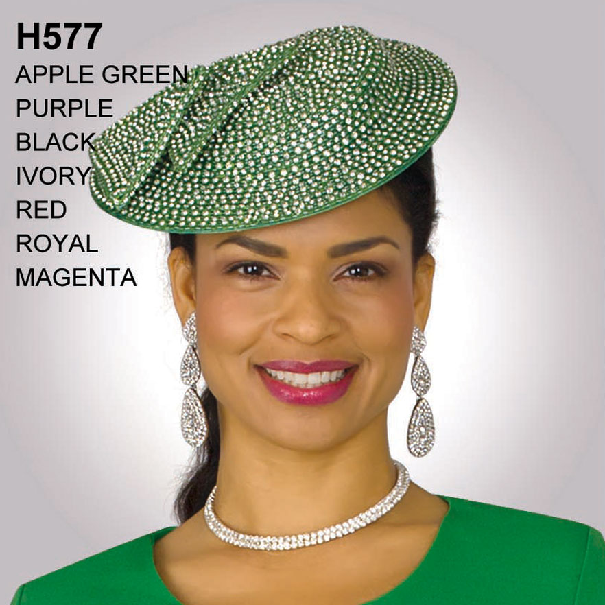 Lily And Taylor Hat H577-AG
