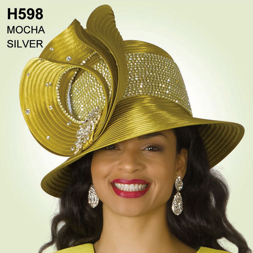 Lily And Taylor Hat H598-OL