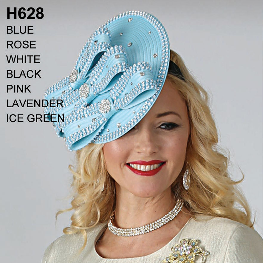 Lily And Taylor Hat H628-IB
