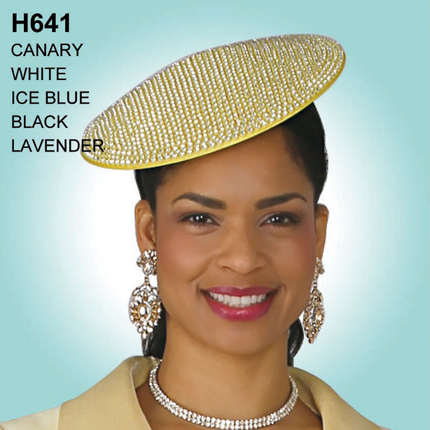 Lily And Taylor Hat H641-CA