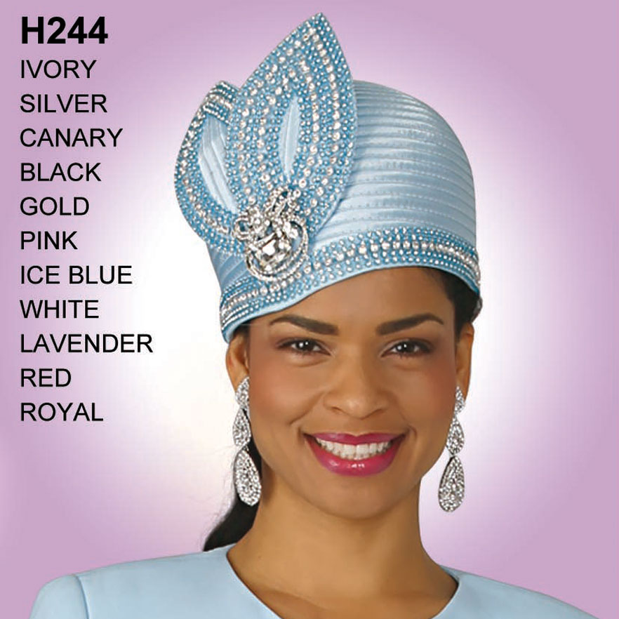 Lily And Taylor Hat H244-IC