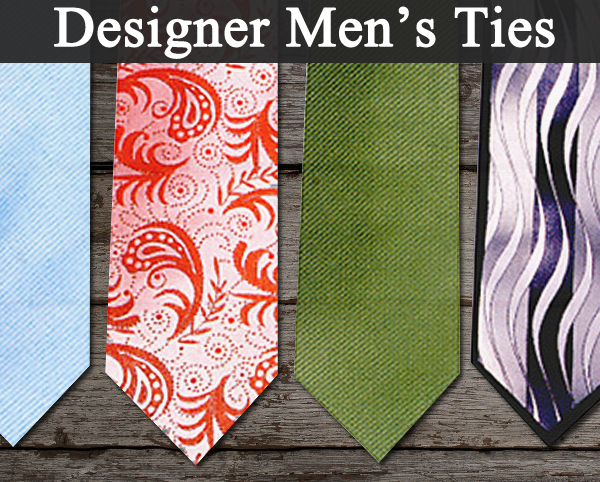 Mens Designer Ties 2021