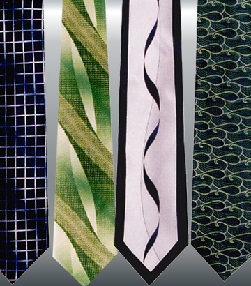 Mens Designer Ties (Designed In Italy)