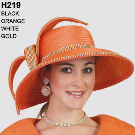Lily And Taylor Hat H219-CO