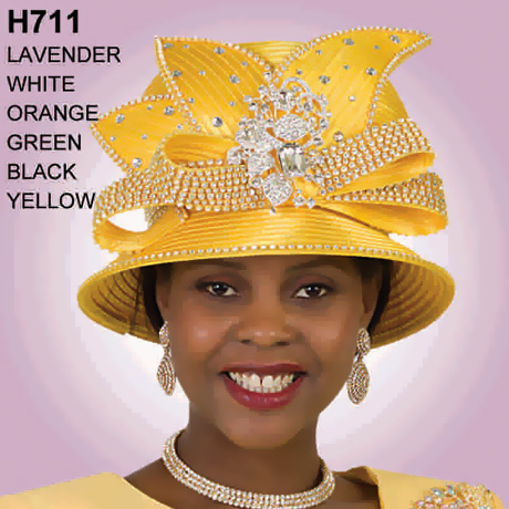 Lily And Taylor Hat H711-CO