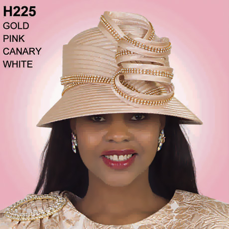 Lily And Taylor Hat H225