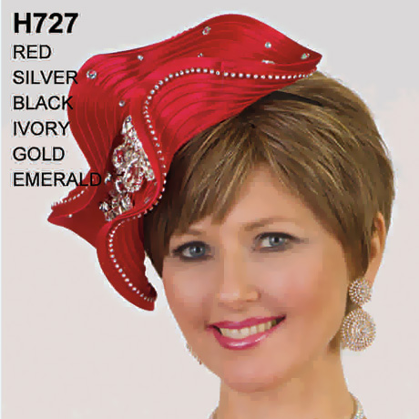 Lily And Taylor Hat H727