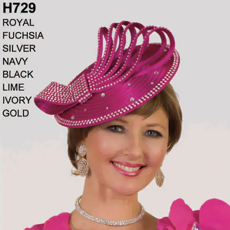 Lily And Taylor Hat H729