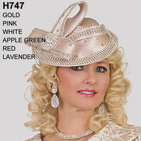 Lily And Taylor Hat H747