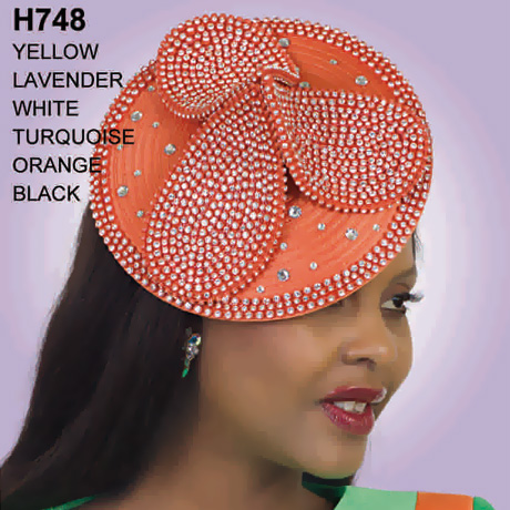 Lily And Taylor Hat H748