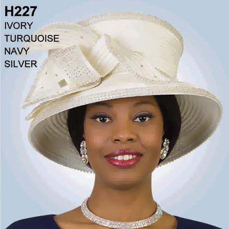 Lily And Taylor Hat H227