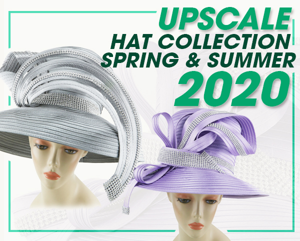 Upscale Hat Collection Spring And Summer 2019
