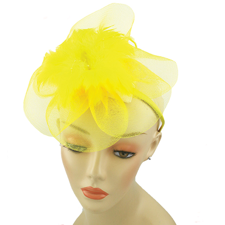 Fascinator 8045-CO ( Church Hat )
