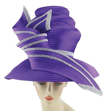 Church Hat 8311
