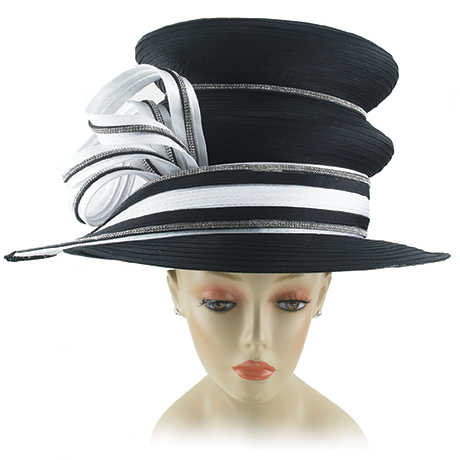 Church Hat 8302