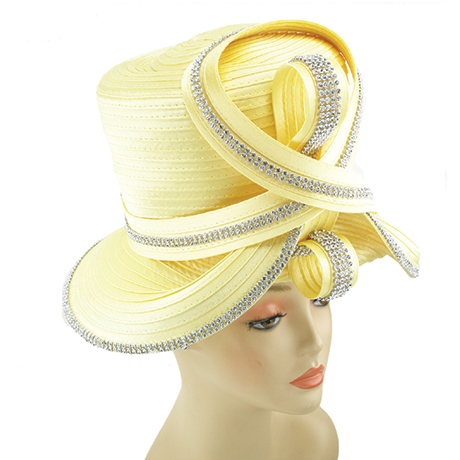 Church Hat 8334