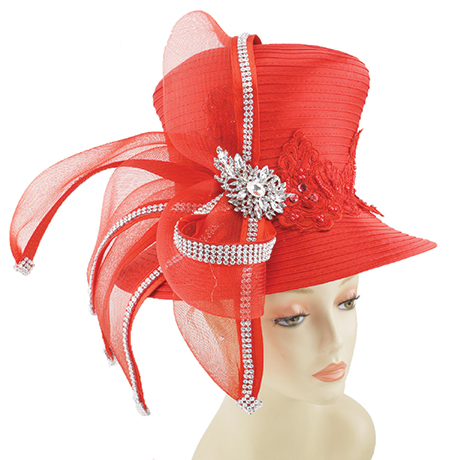 Church Hat 8342