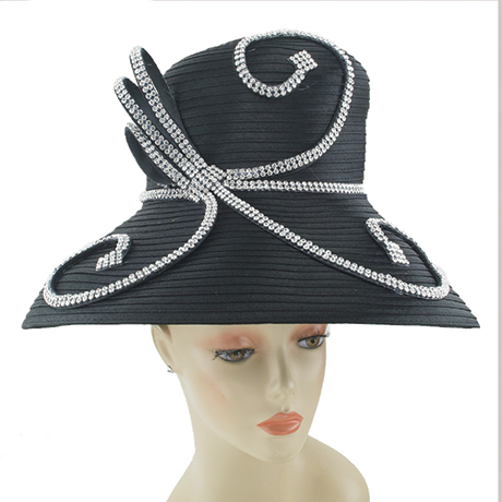 Church Hat 8353