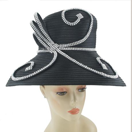 Church Hat 8353