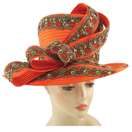 Church Hat 8354
