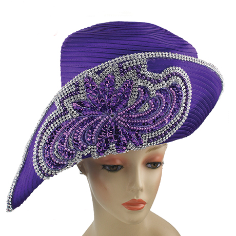 Church Hat 8358