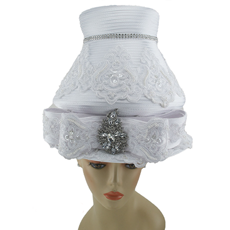 Church Hat 8366