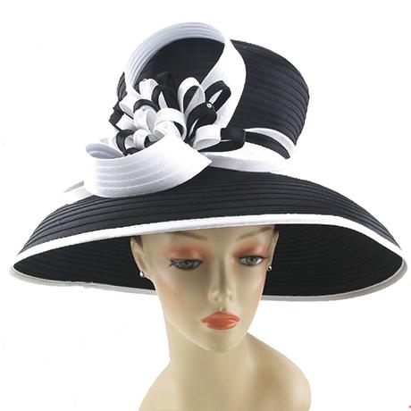 Church Hat 7495