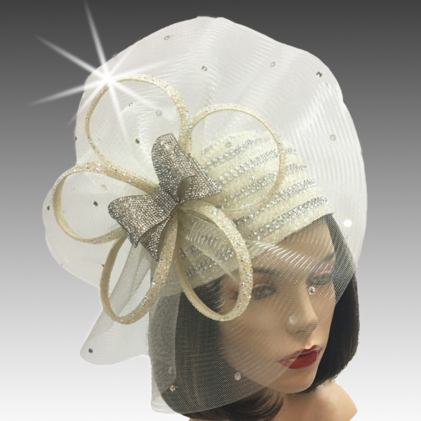 2425 Diamond Dust-IV ( Diamond Dust Bubble Hat With Pinwheel And Diamond Dust Loops )