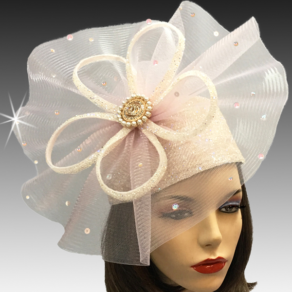 2425 Diamond Dust-PI ( Diamond Dust Bubble Hat With Pinwheel And Diamond Dust Loops )
