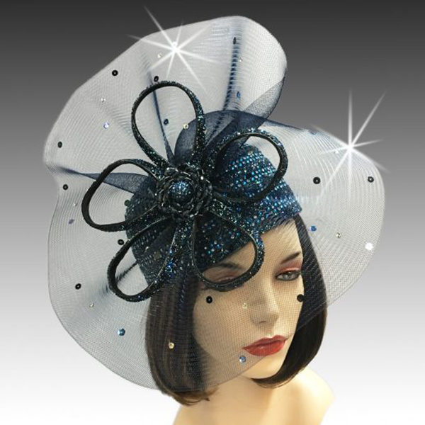 2425 Diamond Dust-NA ( Diamond Dust Bubble Hat With Pinwheel And Diamond Dust Loops )